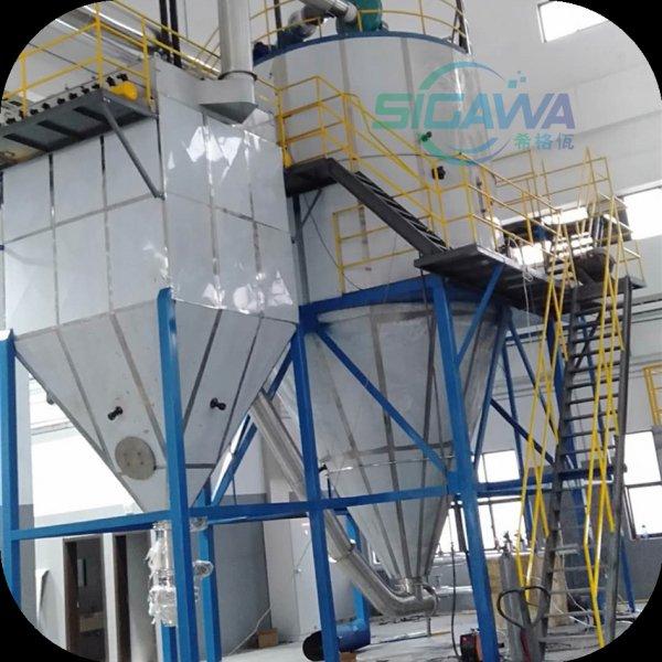 干燥设备需向高效率及高产量化发展