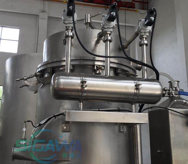 甘草氟化钙废液专用离心喷雾干燥机厂家批发