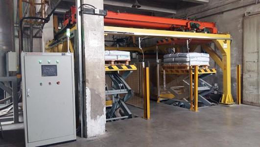 重庆面粉自动拆包机多少钱-重庆拆包机价格及报价