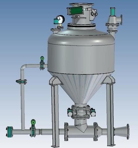 水泥负压气力输送设备厂家