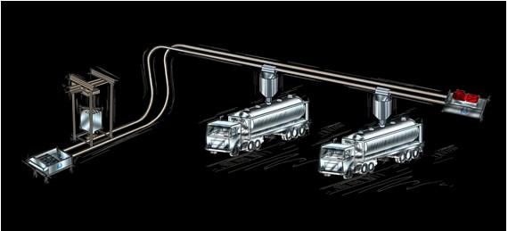 倾斜式管链输送机厂家哪家好