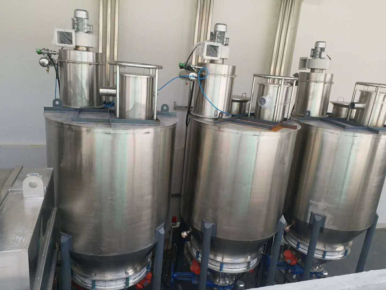 油脂配料系统厂家推荐无锡希格佤