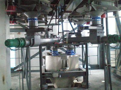 郑州自动配料系统厂家