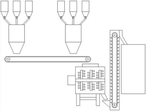 吹膜配料系统厂家