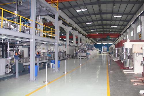 自动化配料系统厂家