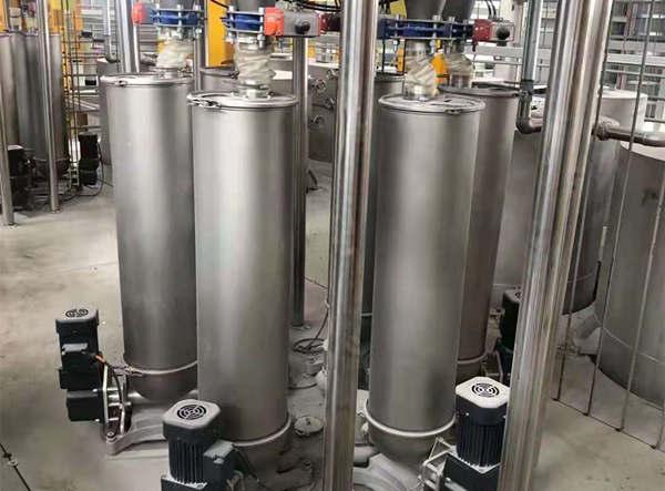 粉体自动配料系统生产厂家