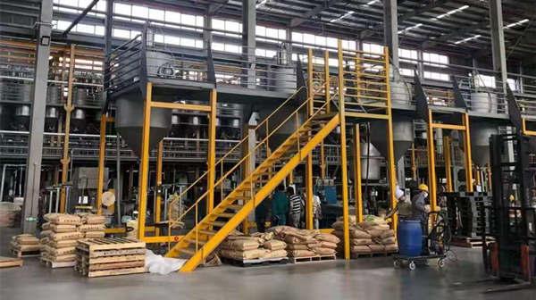 橡胶自动配料系统厂家