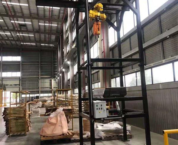 青岛骨料配料系统厂家