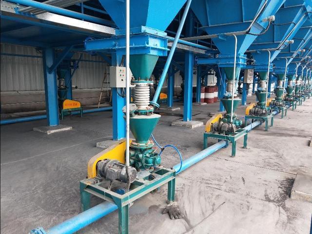 气力输送设备磨损的主要原因及如何降低磨损方法