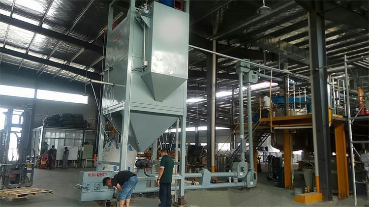 无尘吨袋拆包机在化工领域的作用